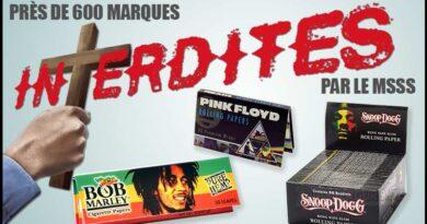 EXCLUSIF: Pink Floyd, Bob Marley et Snoop Dog parmi les 600 marques de tabac à l'index du MSSS